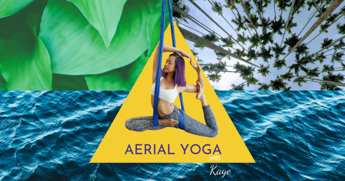 nlom pop up aerial yoga