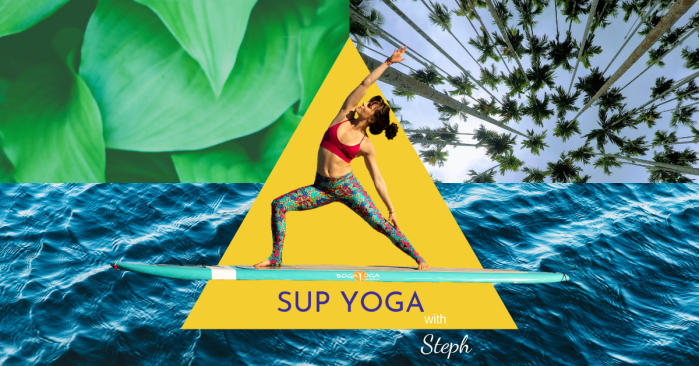 nlom pop up SUP yoga